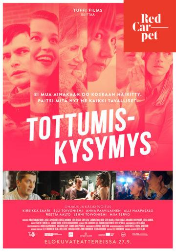 Red Carpet Tottumiskysymys